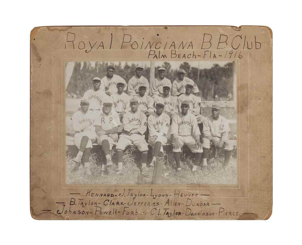 1916 INDIANAPOLIS ABCS/ROYAL P
