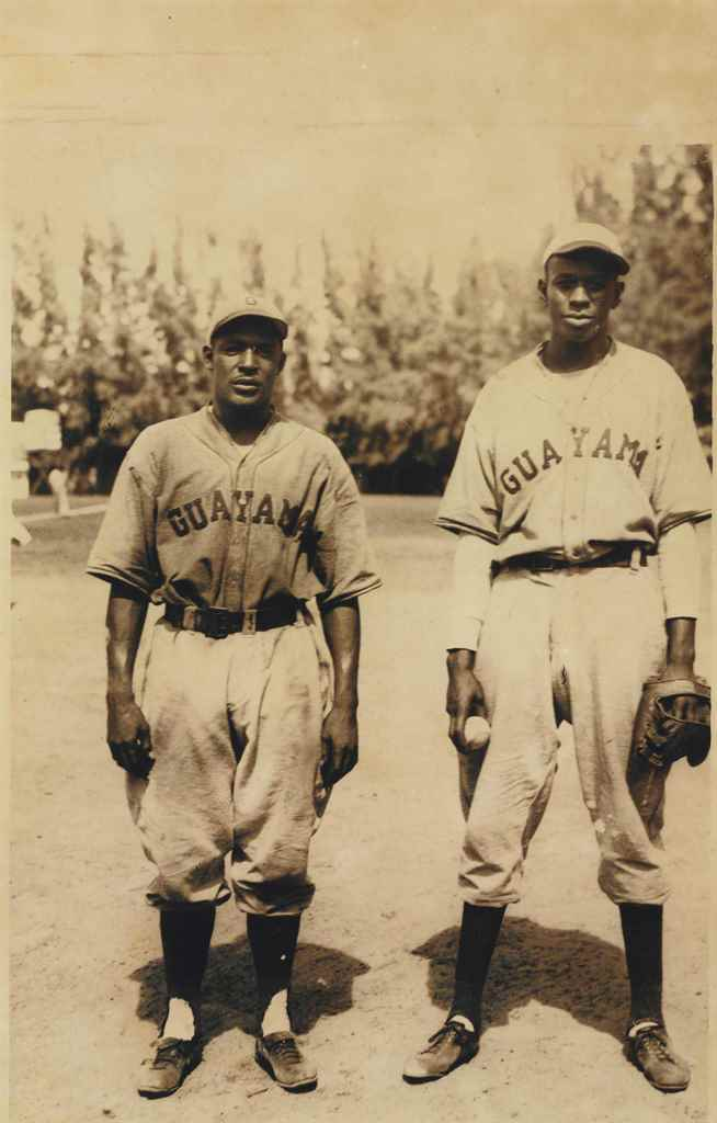 SATCHEL PAIGE & WILLIAM PERKIN