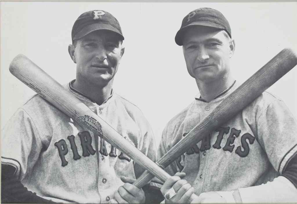 PAUL AND LLOYD WANER OVERSIZED