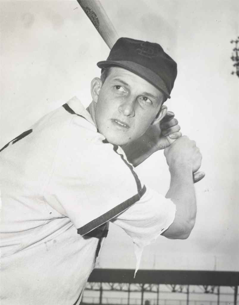 STAN MUSIAL PHOTOGRAPH