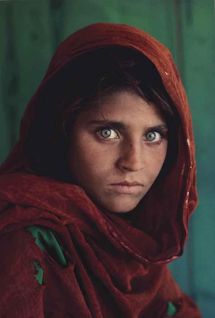 Steve McCurry (B. 1950)