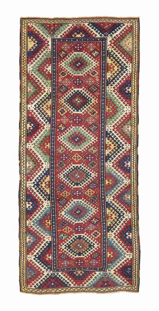 A BORDJALOU LONG RUG