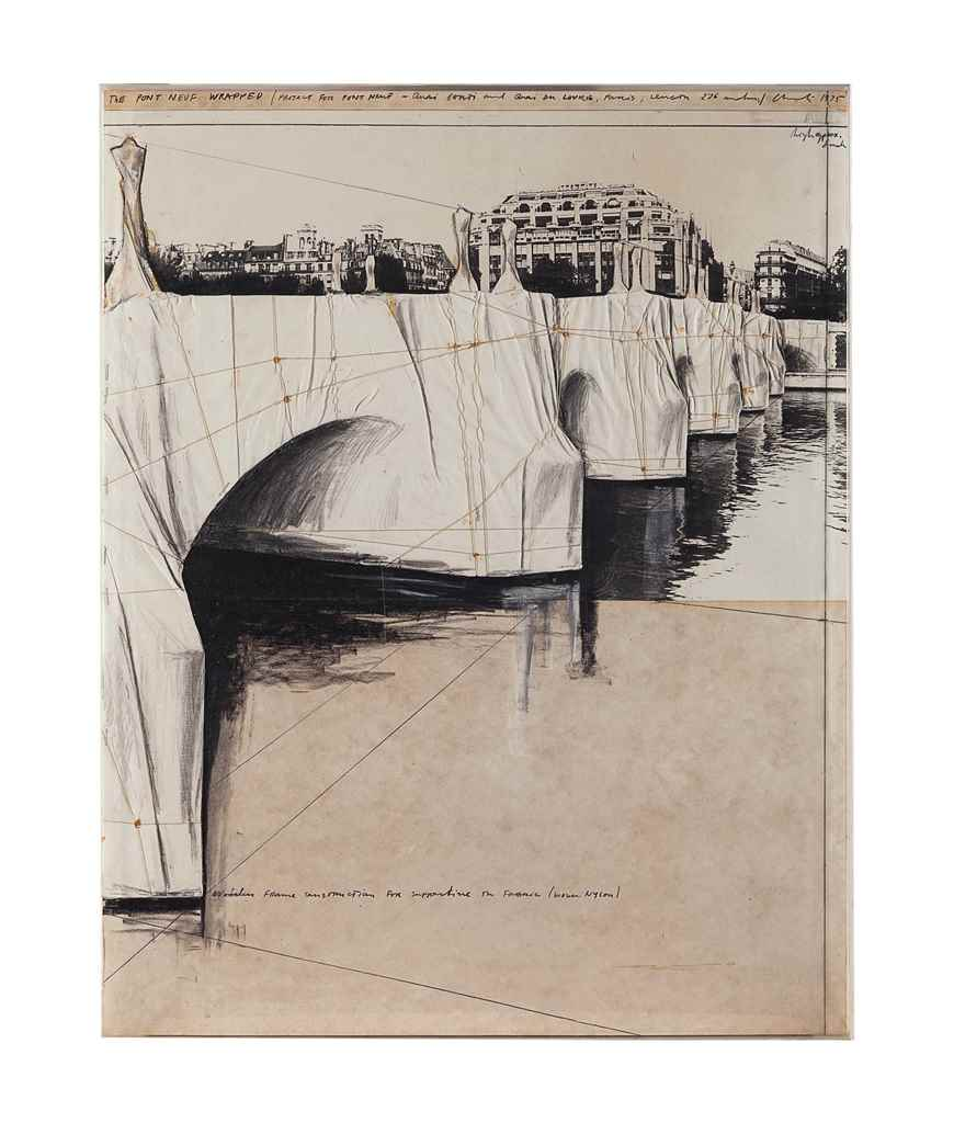 Christo (b. 1935) and Jeanne-C