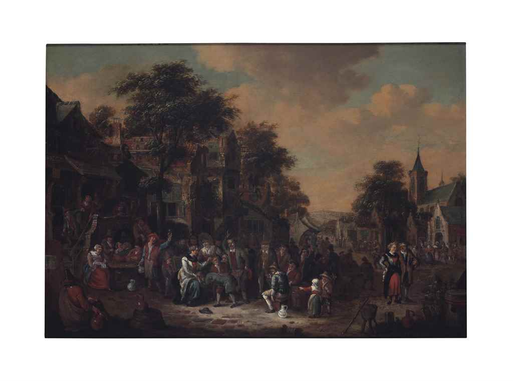 Manner of Joost Cornelisz. Dro