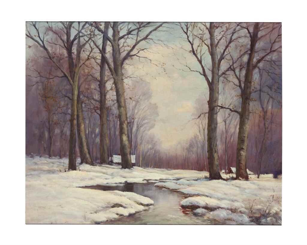 Robert William Wood (American/