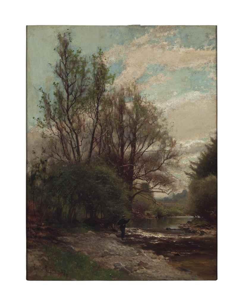 Arthur Parton (American, 1842-