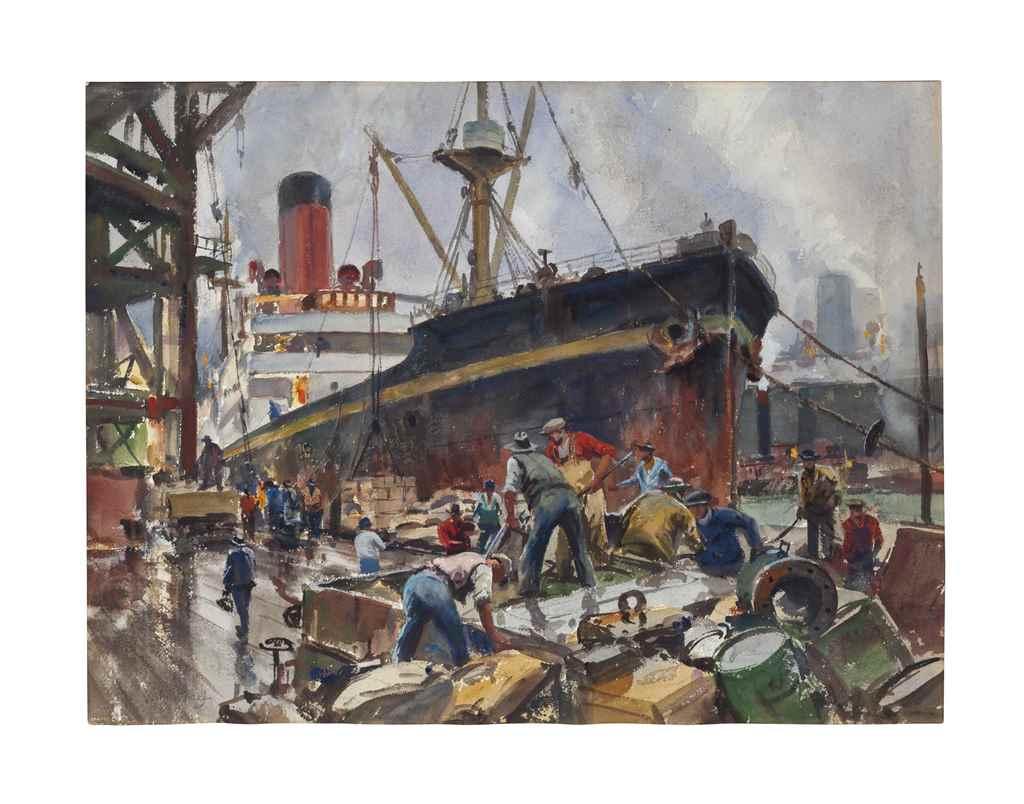 John Whorf (American, 1903-195