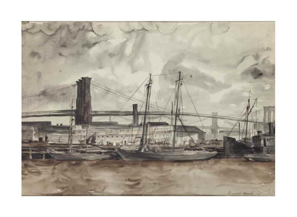 Reginald Marsh (American, 1898