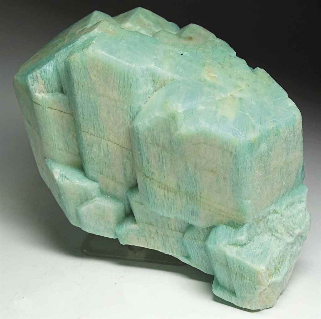 A SPECIMEN OF AMAZONITE