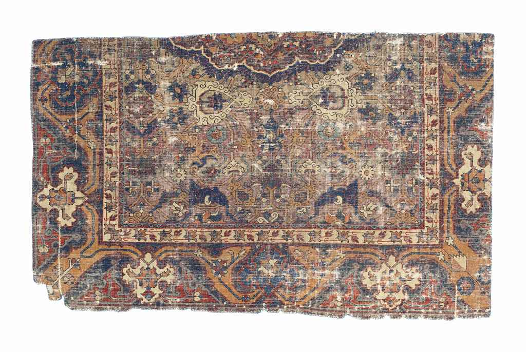 AN UNUSUAL SMALL TABRIZ MEDALL