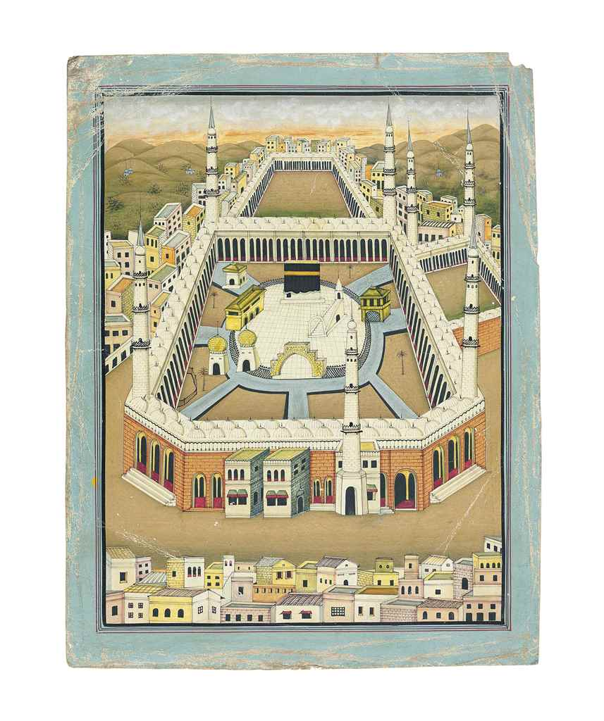 A VIEW OF MECCA