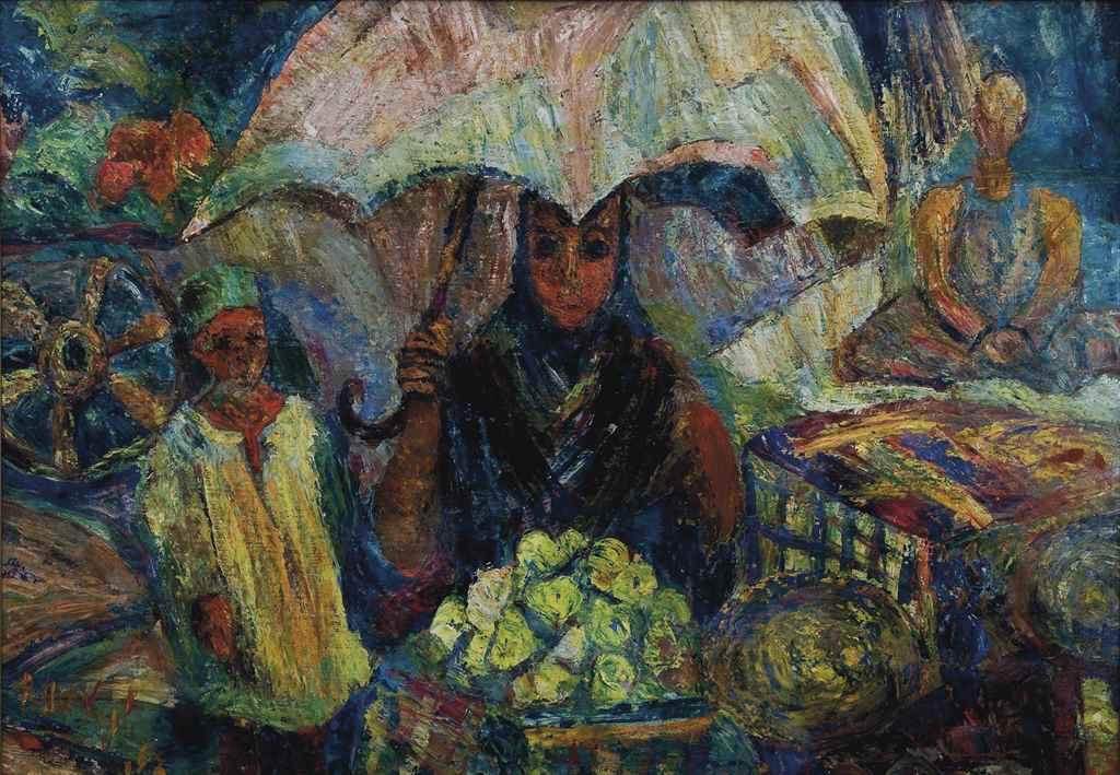 Effat Naghi (Egyptian, 1905-19