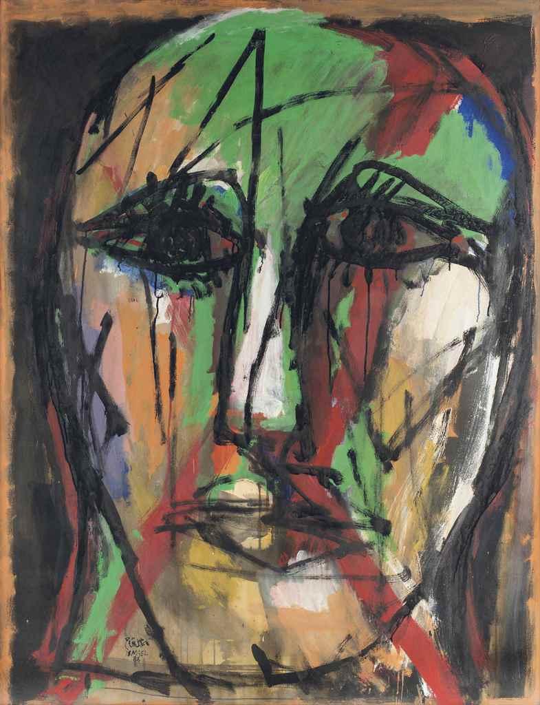 Ismail Fattah (Iraqi, 1934-200