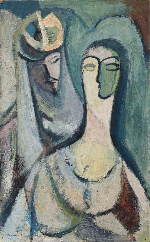 Mahmoud Hammad (Syrian, 1923-1