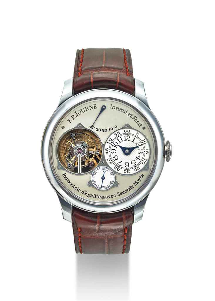 F.P. JOURNE. A PLATINUM TOURBI