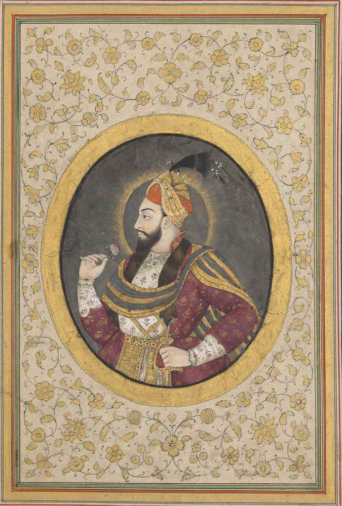 A PORTRAIT OF THE DECCANI SULT