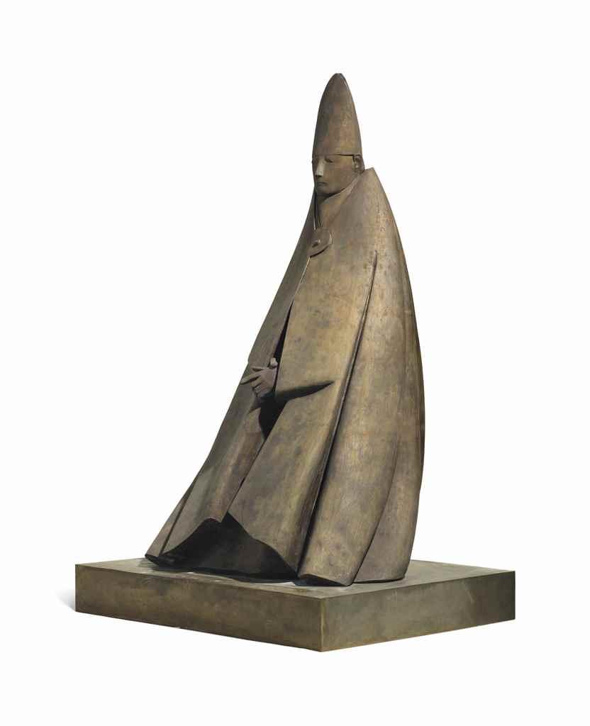 GIACOMO MANZÙ (1908-1991)