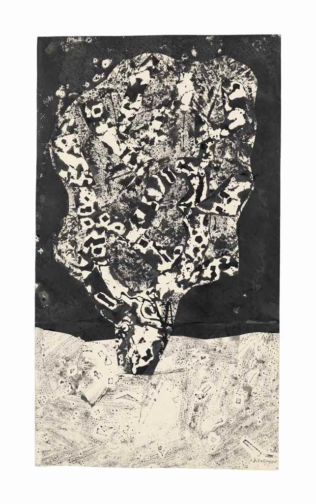 JEAN DUBUFFET (1901- 1985)