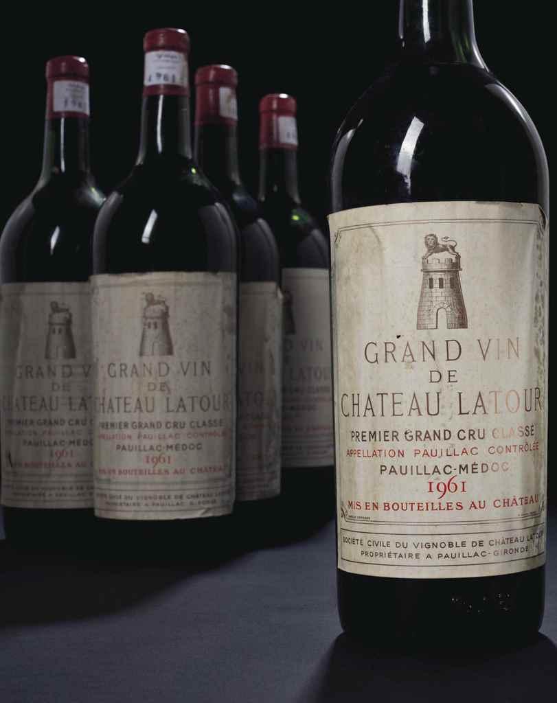 Château Latour 1961 , 1961