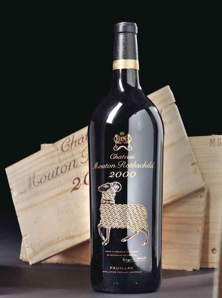 Château Mouton-Rothschild 2000