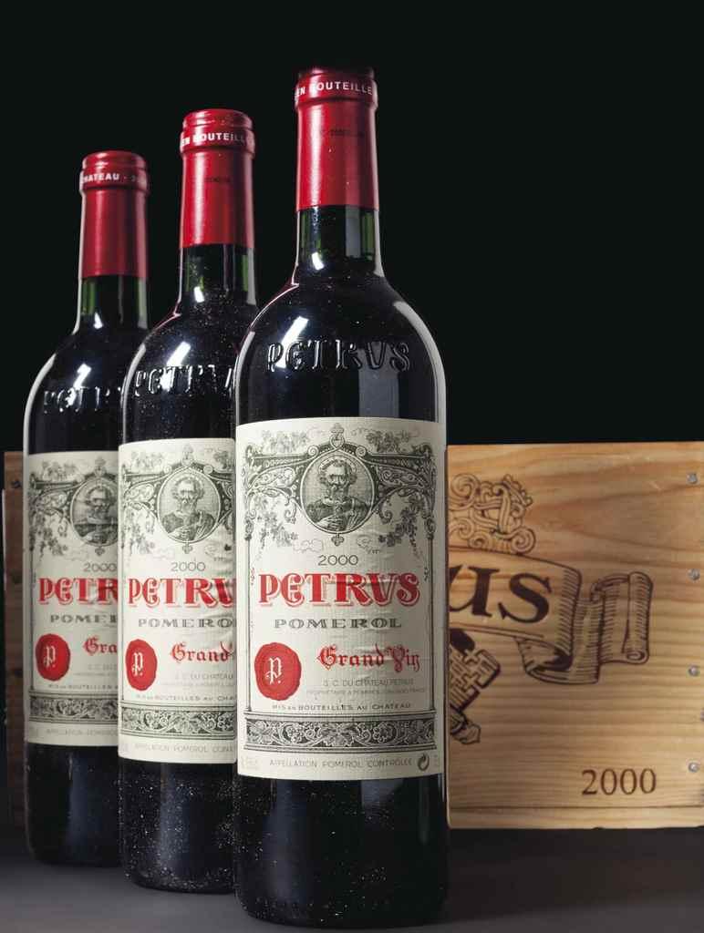 Petrus 2000 , 2000
