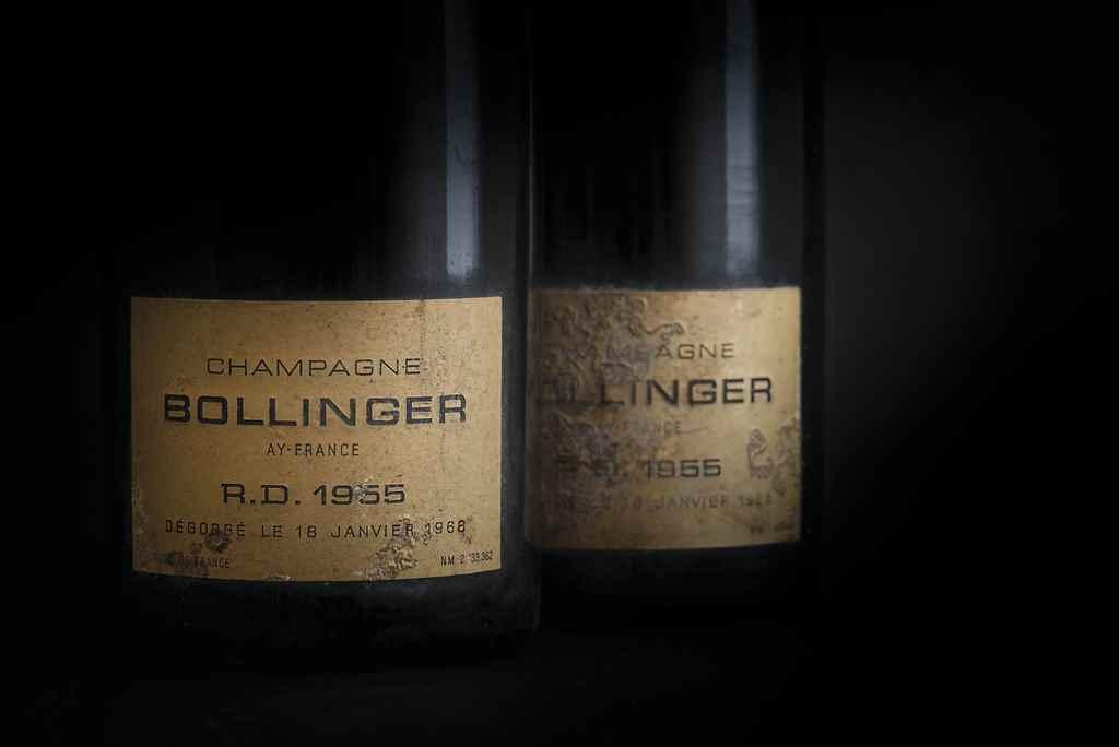 Bollinger Brut R.D. 1955