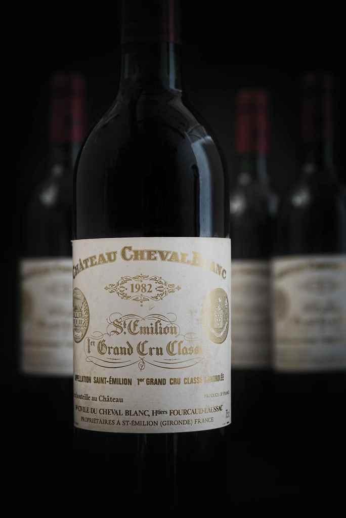 Château Cheval-Blanc 1982 , 19