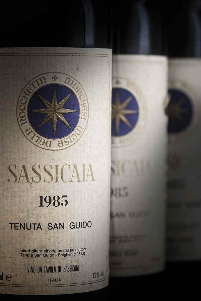 Sassicaia 1985 , 1985