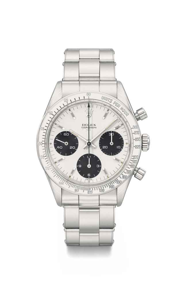 Rolex. A very rare and early s
