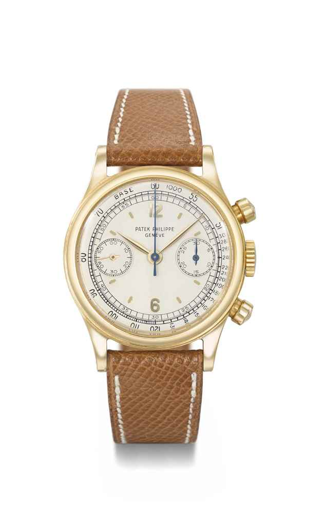 Patek Philippe. A very rare an