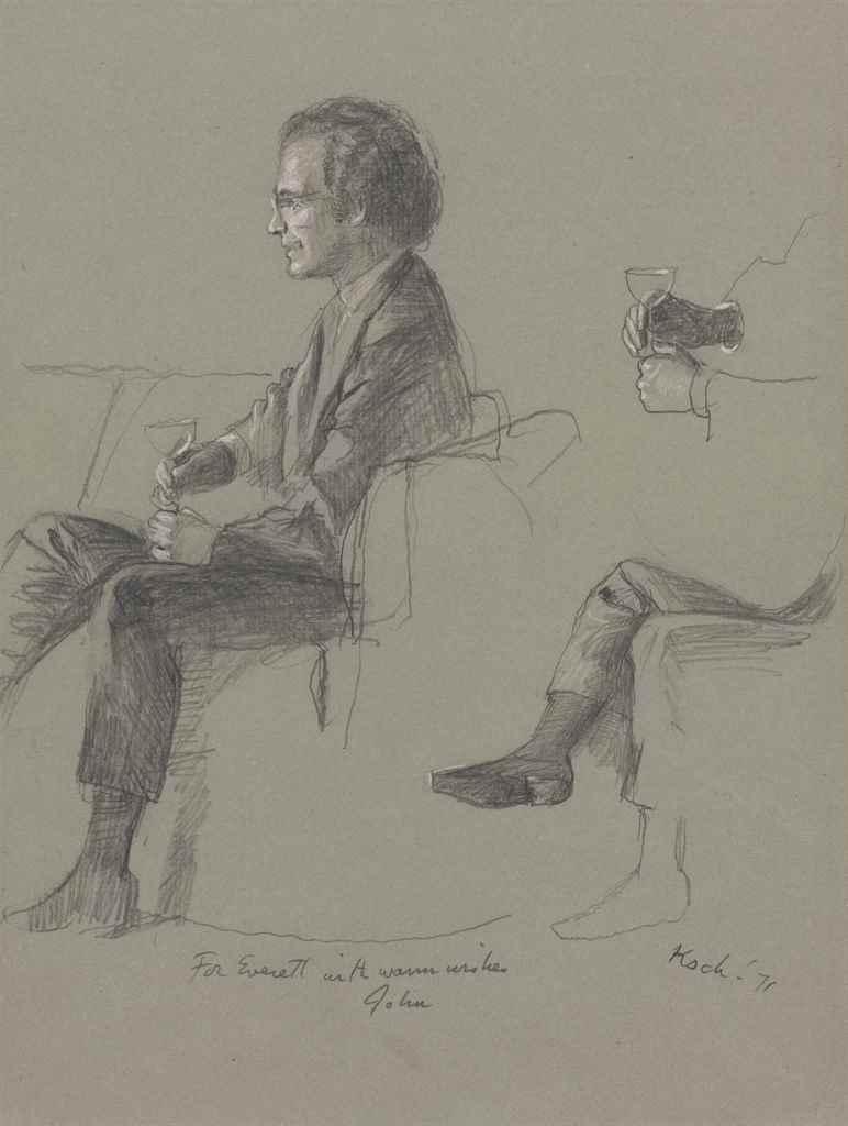 John Koch (American, 1909-1978