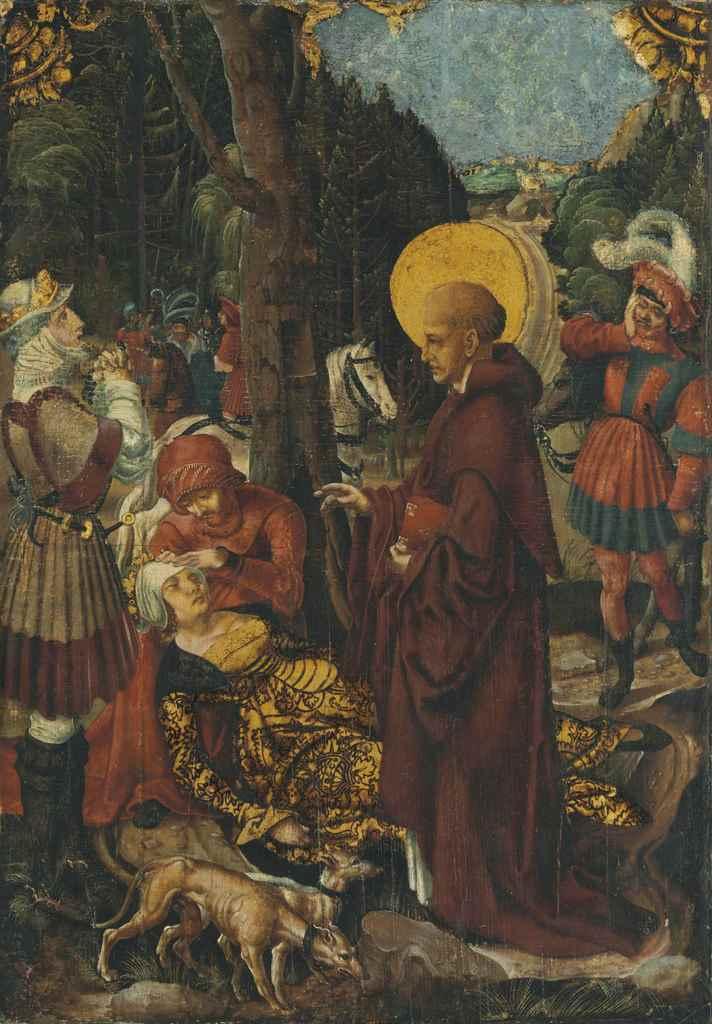 Jörg Breu I (Augsburg, c.1475/