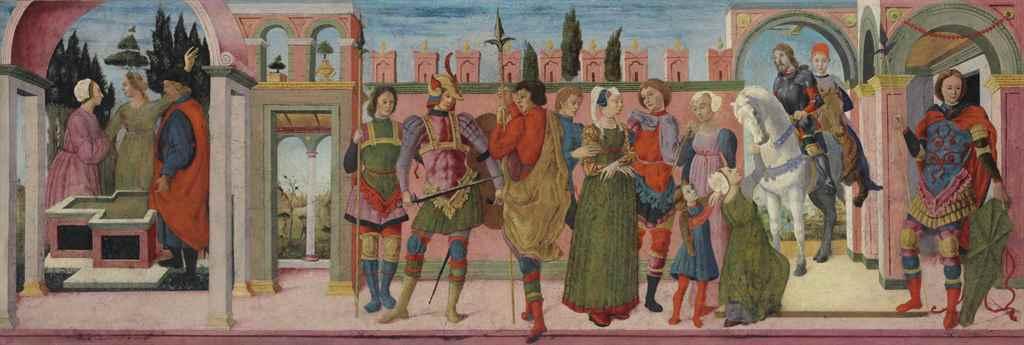 Marco Zoppo (Cento ?1432-?1478