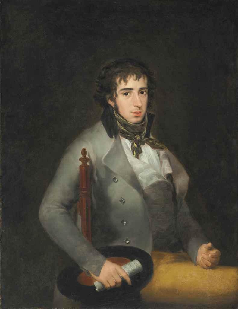 Circle of Francisco de Goya y