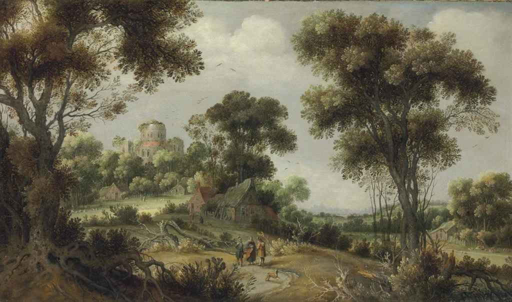Gillis d'Hondecoeter (Antwerp