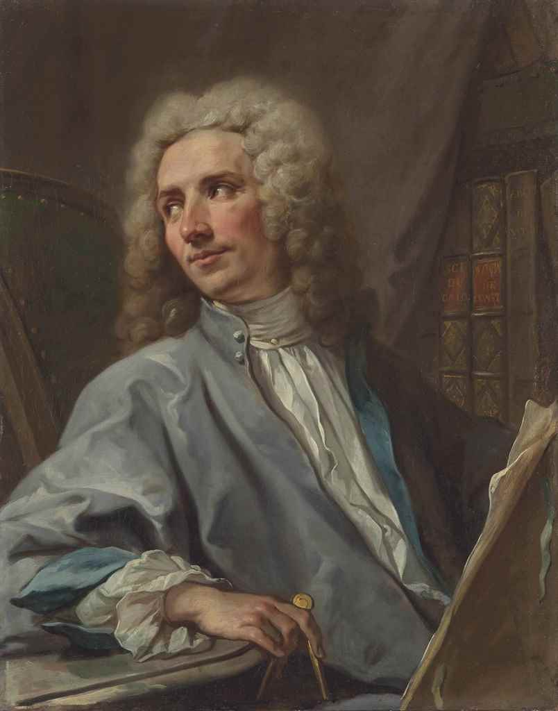 Jean Restout II (Rouen 1692-17