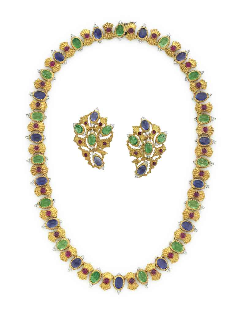 A SET OF MULTI-GEM AND BICOLOR