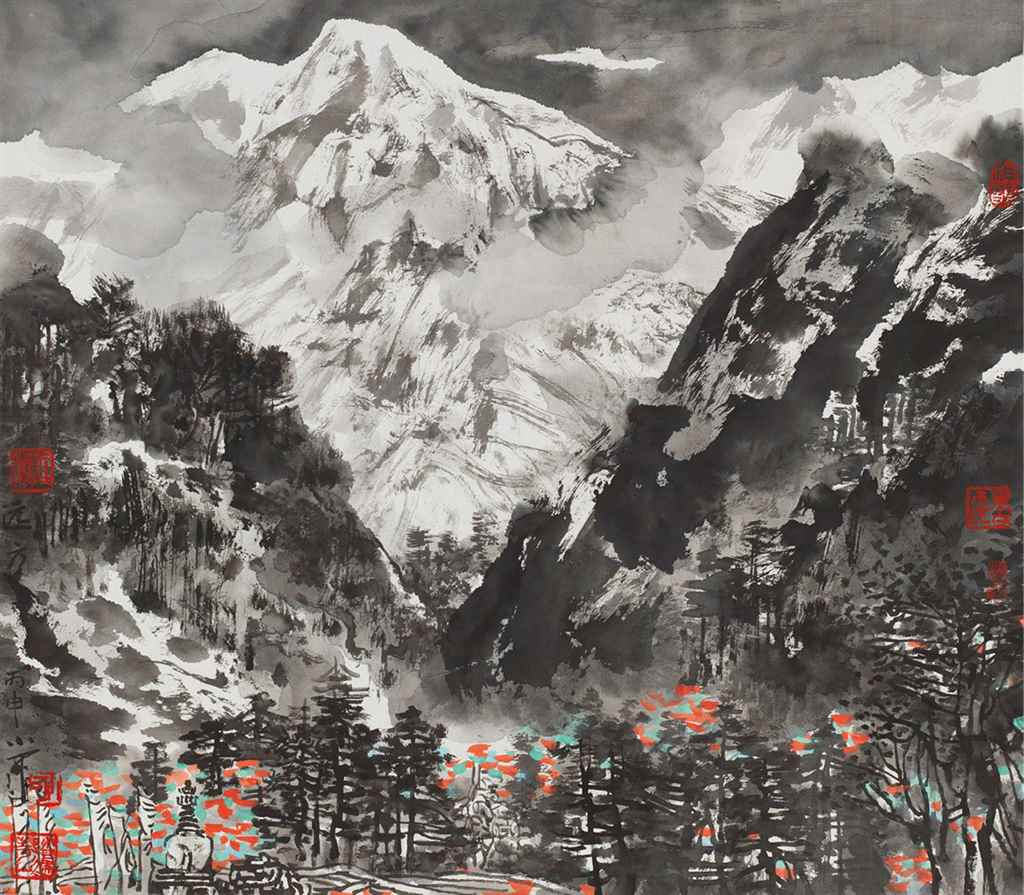 LI XIAOKE (CHINESE, B. 1944)
