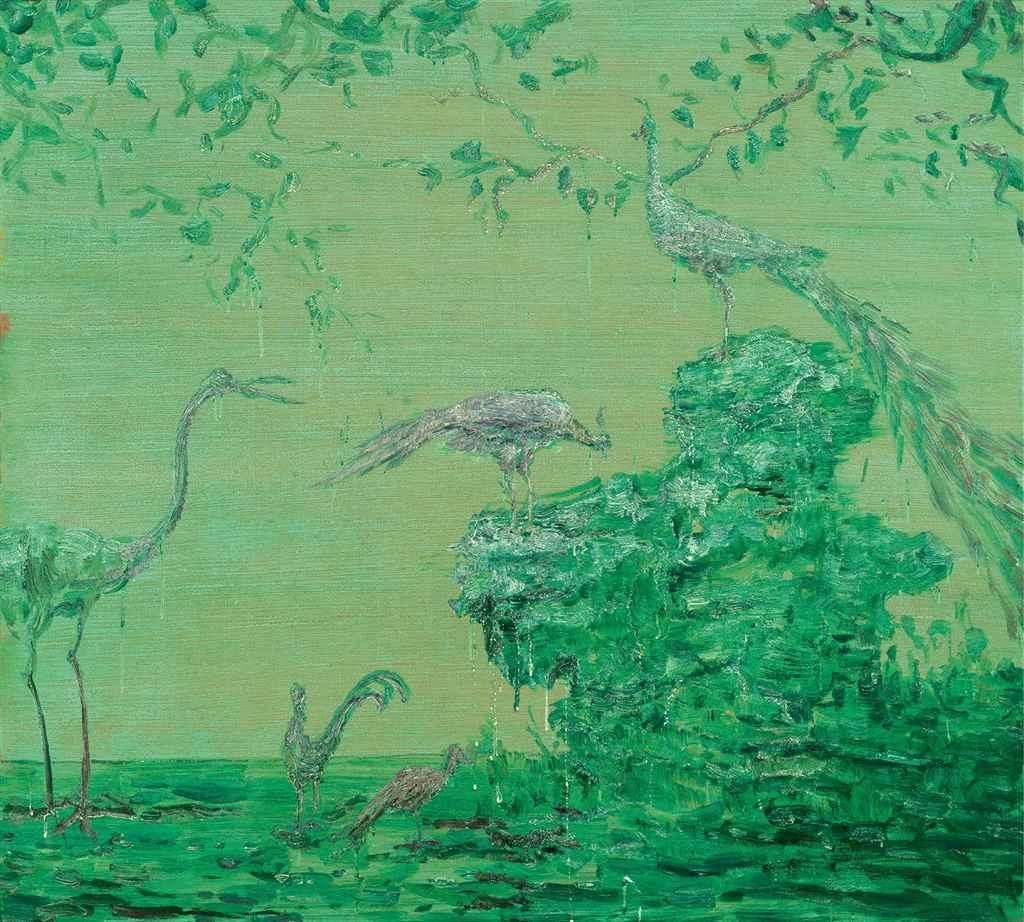 LUO QUANMU (CHINESE, B. 1965)