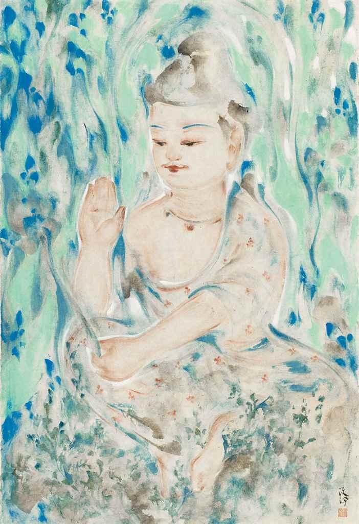 PAN WENXUN (CHINESE, B. 1976)