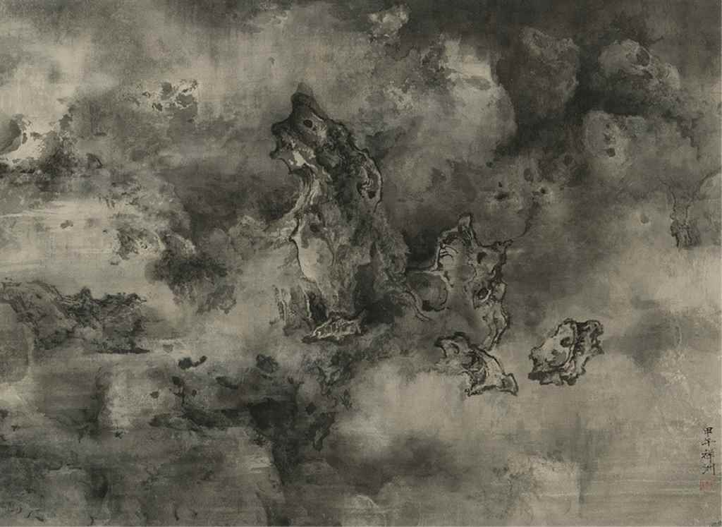 TAI XIANGZHOU (CHINESE, B. 196
