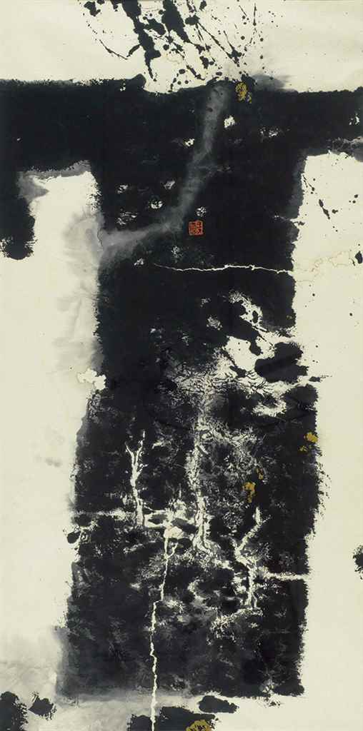 WANG TIANDE (CHINESE, B. 1960)