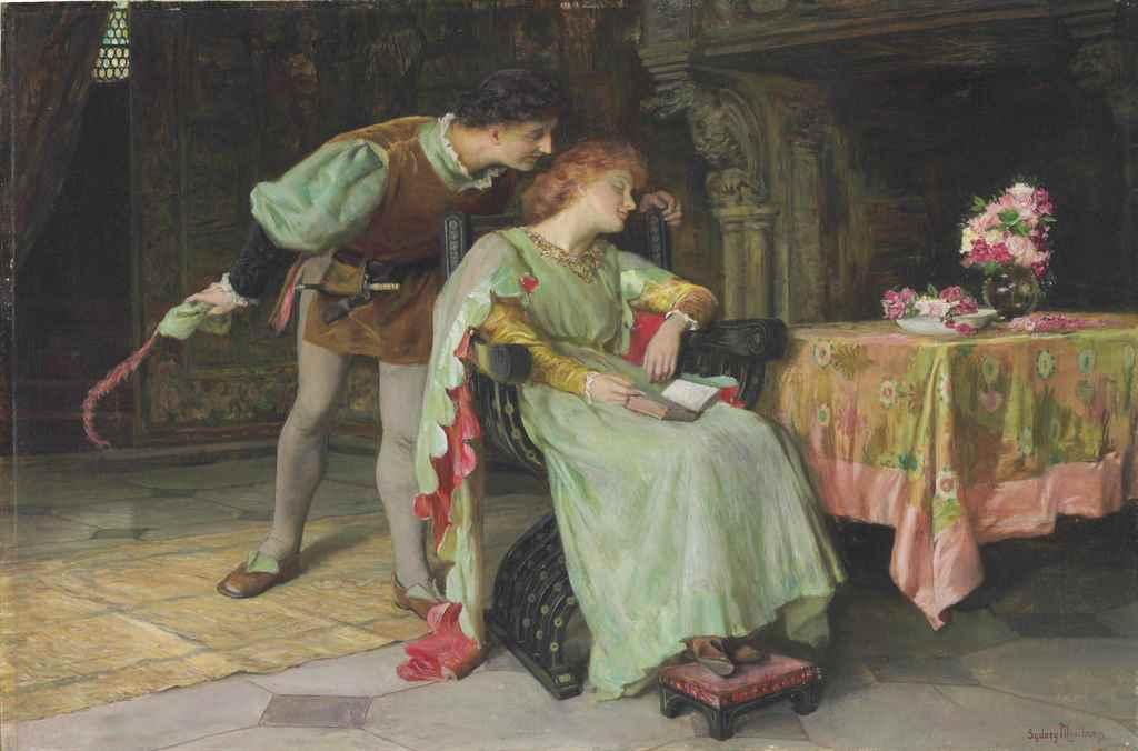 Francis Sydney Muschamp, R.B.A