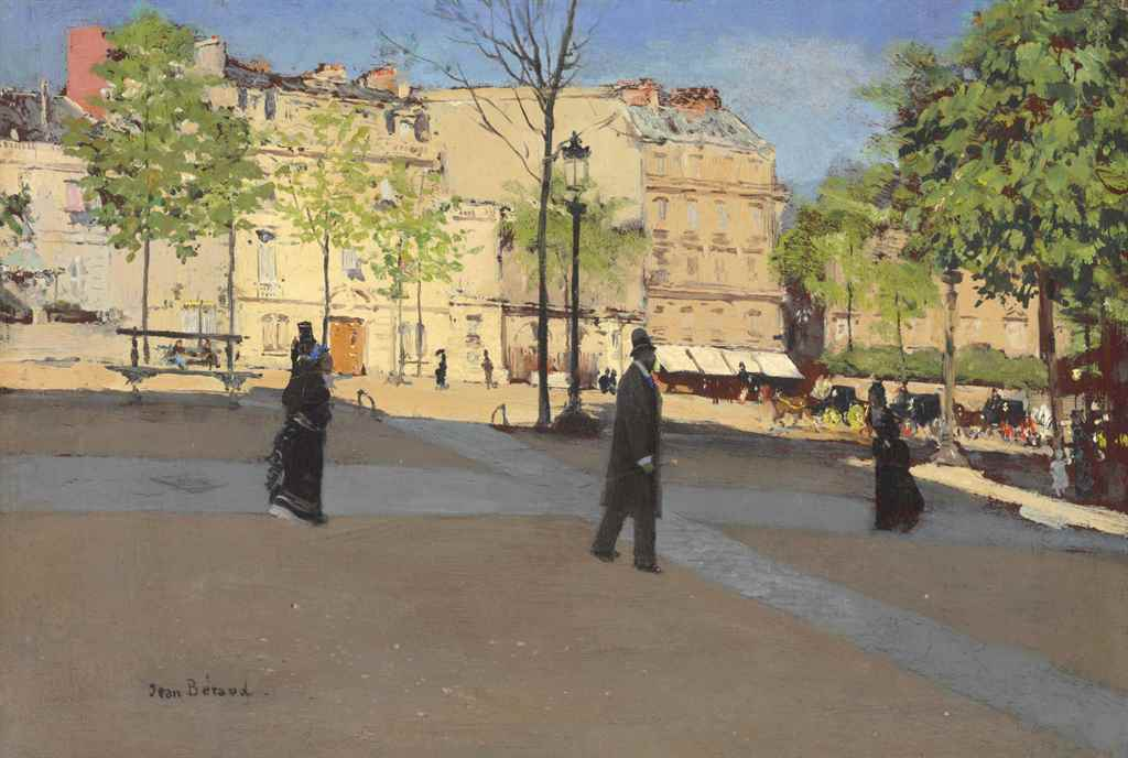 Jean Béraud (French, 1849-1936