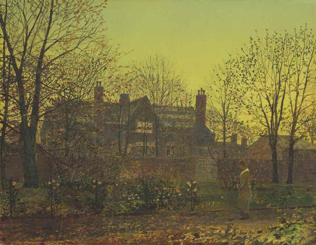 John Atkinson Grimshaw (Britis