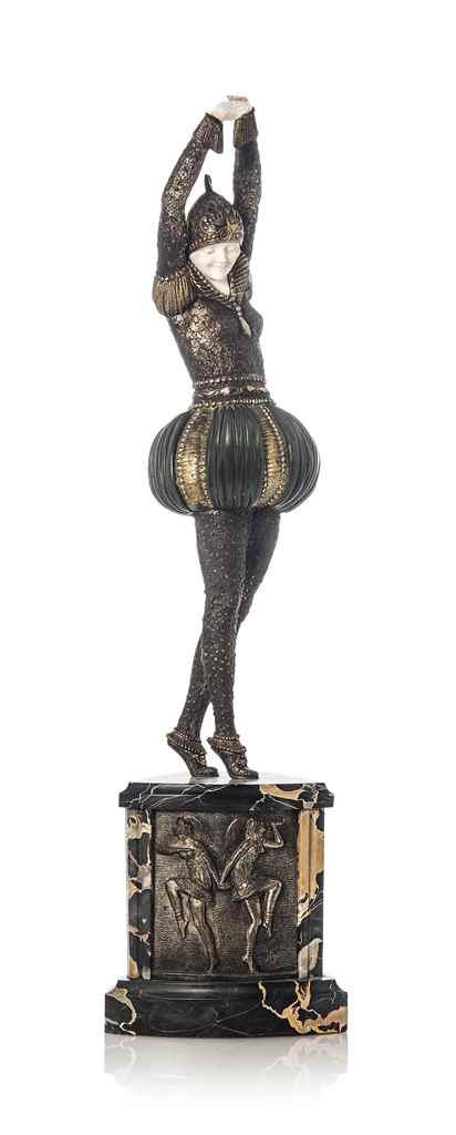 DEMETRE CHIPARUS 1886-1947