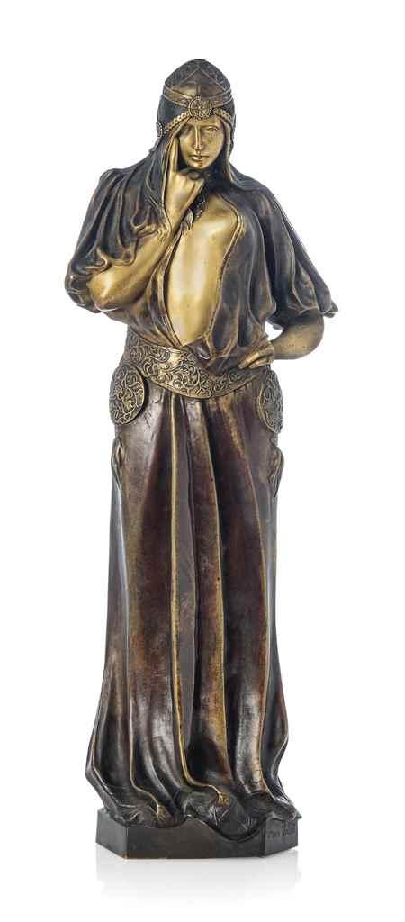 MARIUS MARS-VALLET 1869-1957