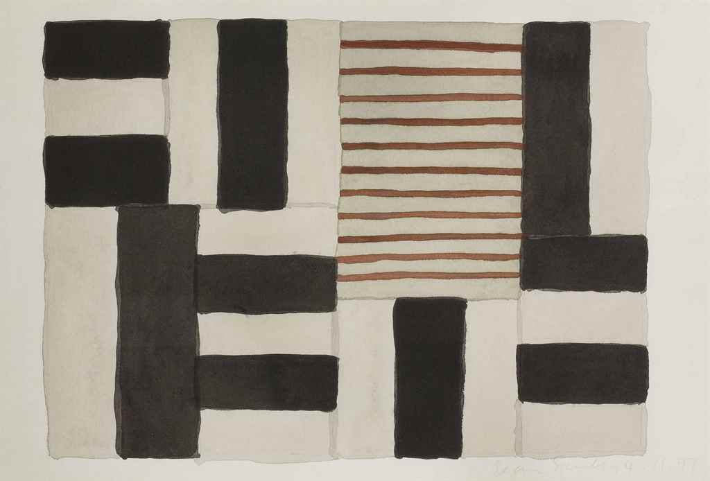SEAN SCULLY (NÉ EN 1945)
