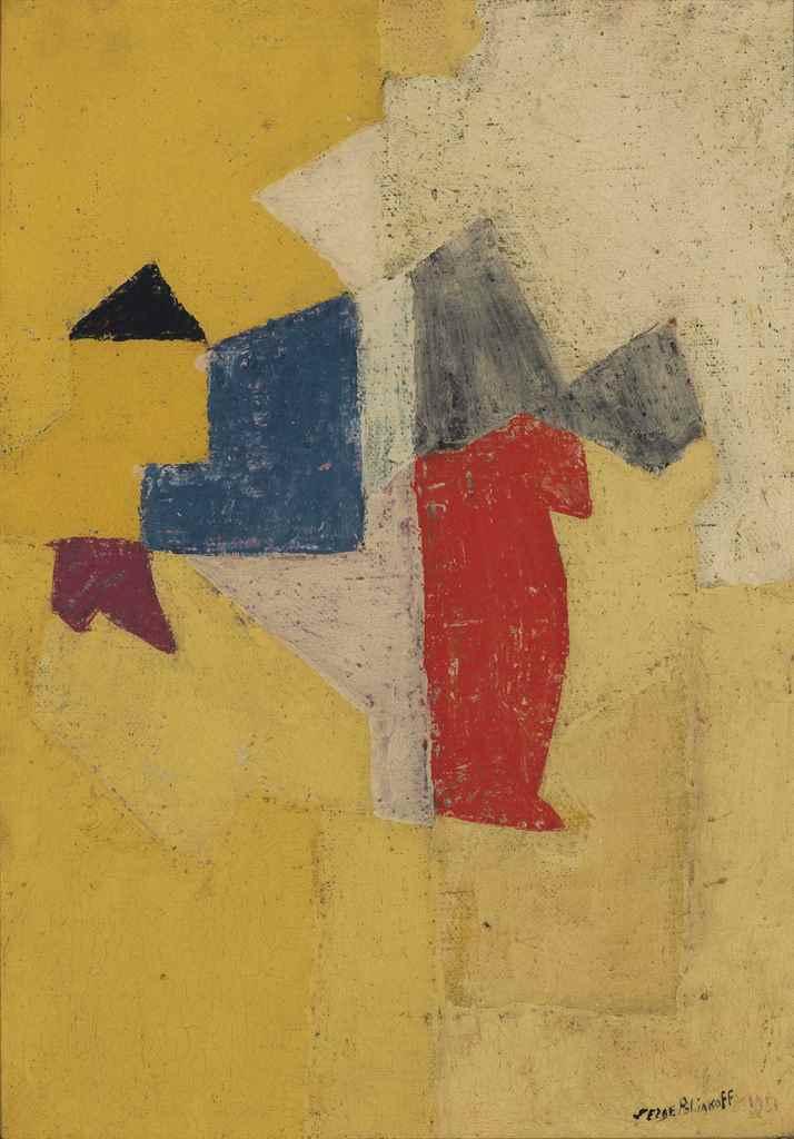 Serge Poliakoff (1900-1969)