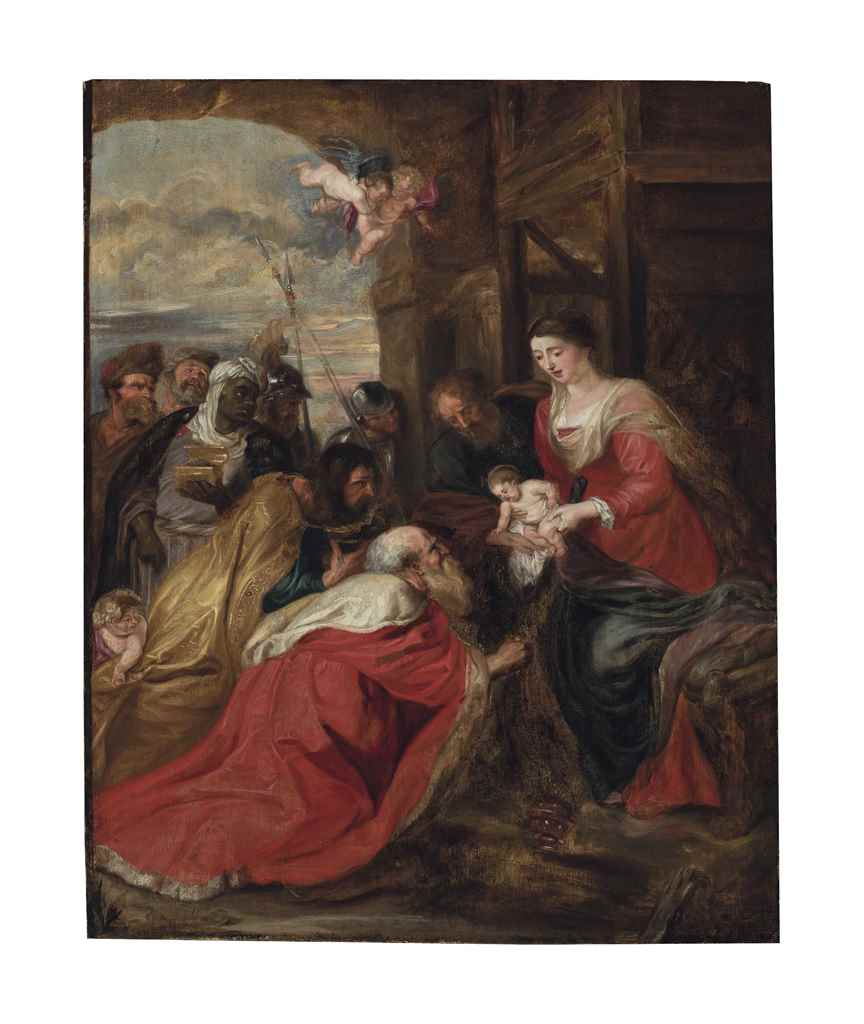 Circle of Peter Paul Rubens (W